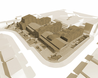 Thesis: Museum and Music School at Pomezia, Italy