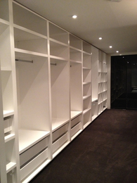 Wolff Residence in Hollywood Hills - Millwork Design Room 2