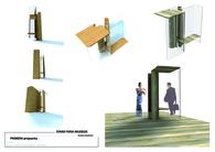 Stand furniture fair