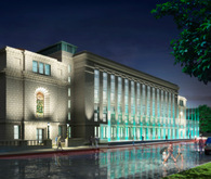 St Louis Public Library Addition