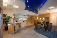 Bank Branch Interior Design