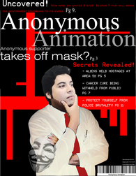 Anonymous Animation/ Multimedia Design