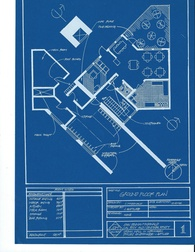 Copenhagen Housing Project---Ground Floor Plans