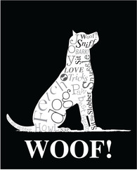 Pet Themed Decorative Wall Art