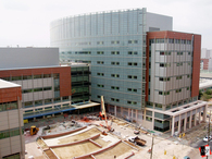 Replacement Hospital for MUSC - Medical University of South Carolina (LS3P and NBBJ)