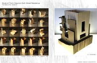 Study of Thom Mayne's Sixth Street Residence
