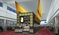 International Airport restaurant design - DCA