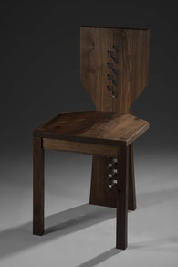 Furniture: Solid Wood Chair
