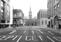 Literature, Architecture and a City, Glasgow (Master Thesis)