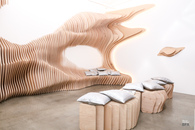 #DesignDisrupted VIP Lounge