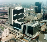 Tenant fit-up - Atlanta Federal Center - 1996