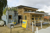 NYIT Solar Decathlon House 2005