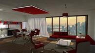 Interior Design Project for Loft In New York