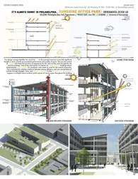 Sunshine Office Park - energy efficient office complex