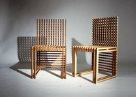 Sol LeWitt Chairs