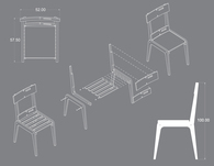 Ek Balam Chair