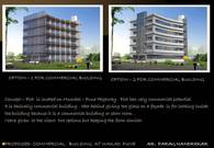 PROPOSED COMMERCIAL BUILDING AT WAKAD PUNE 