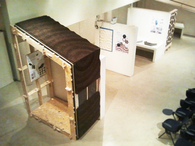 CORKBUILD: Expanded Corkboard Parametric Building System