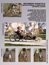 Recumbent Quadcycle