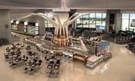International Airport Restuarant/Retail Design