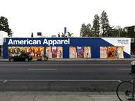 American Apparel - Melrose