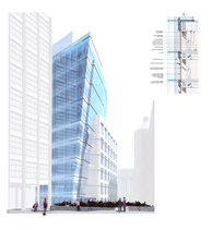 Ludgate West - Skidmore Owings & Merrill