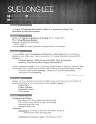 Resume-SueLongLee2012