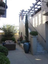 Marine Ave residence