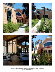 South Natomas Community Center & Library