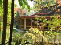McFall Residence - Phase II Veranda