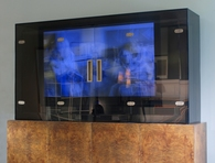 TV VITRINE