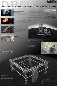 DBSF - Digital Building Structure Fabrication