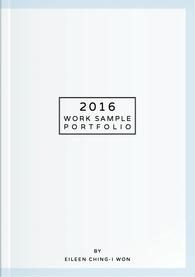 Work Sample Portfolio