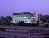 Cal State LA Forensic Building
