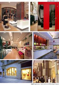 Esprit Stores_nyc flagship and malls
