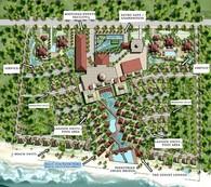 Barbuda new touristic village
