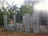 Casa Juan-Construction