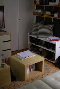 Shoe Bench/Shelf