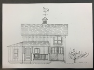 1st School Project-Carriage House
