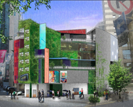 Mixed-Use Development (with Duksung Women's University Interior Design Studio)
