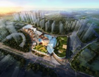 Shimao International Plaza Project