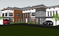 House Facade Renovation - Mr. Lyle Abadia