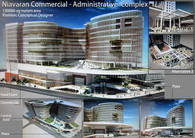 Niavaran Comercial-Adminstrative Complex