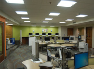 University of Notre Dame - Computer Cluster Renovation