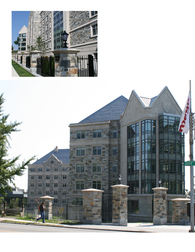 Villiger Hall Saint Joseph 's University
