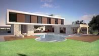 CLT luxury villa in Punta del Este ( Uruguay)
