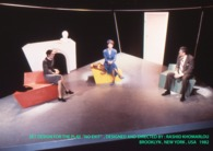 SET DESIGN FOR THE PLAY
