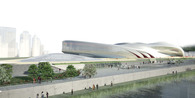 Chengdu International Exhibition Center Extension Project