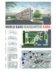 WB Headquarters Kabul