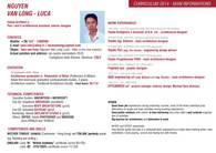 NGUYEN LUCA: portfolio images